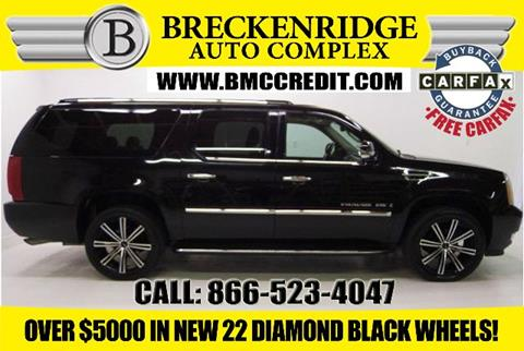 2007 Cadillac Escalade ESV for sale in Overland, MO