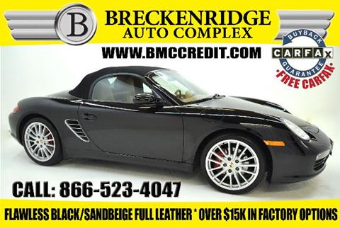 2005 Porsche Boxster for sale in Overland, MO