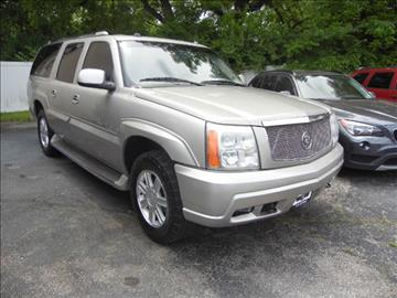 2005 Cadillac Escalade Esv For Sale Carsforsale Com