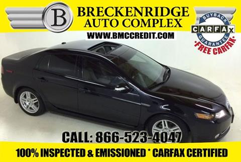 2007 Acura TL for sale in Overland, MO