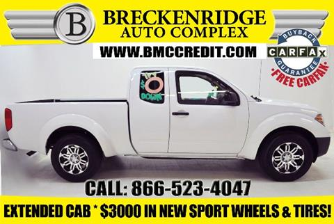 2012 Nissan Frontier for sale in Overland, MO