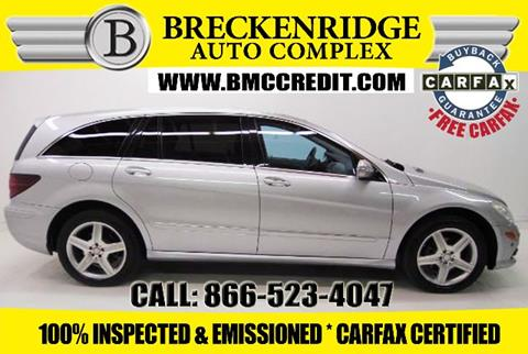 2010 Mercedes-Benz R-Class for sale in Overland, MO