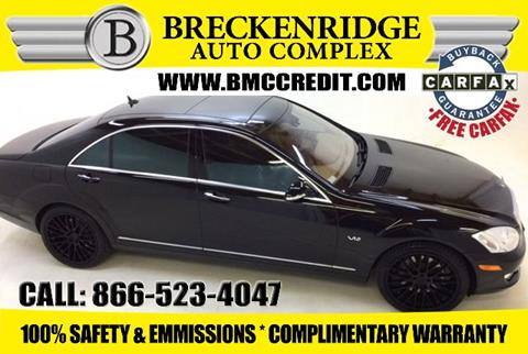 2007 Mercedes-Benz S-Class for sale in Overland, MO