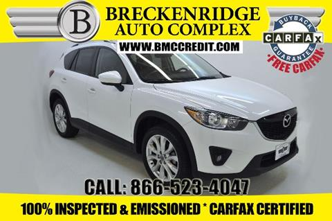 2014 Mazda CX-5 for sale in Overland, MO