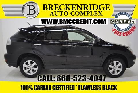 2008 Lexus RX 350 for sale in Overland, MO