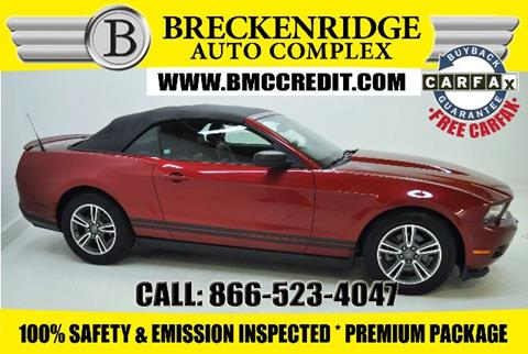 2012 Ford Mustang for sale in Overland, MO