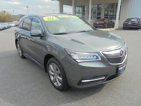 2014 acura mdx for sale. Black Bedroom Furniture Sets. Home Design Ideas