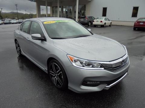 2017 Honda Accord for sale in Morganton, NC