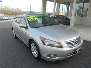 2008 Honda Accord for sale in Morganton, NC