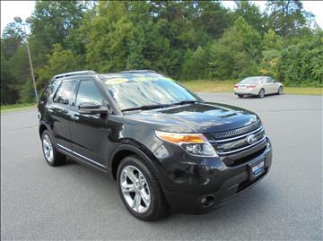 2013 Ford Explorer for sale in Morganton, NC