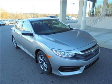 2017 Honda Civic for sale in Morganton, NC