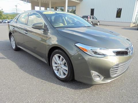 2013 Toyota Avalon for sale in Morganton, NC