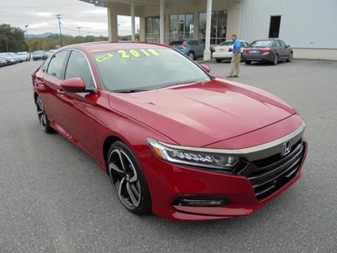 2018 Honda Accord for sale in Morganton, NC