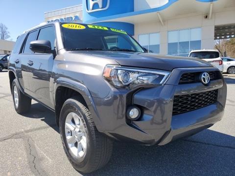 2016 Toyota 4Runner for sale in Morganton, NC