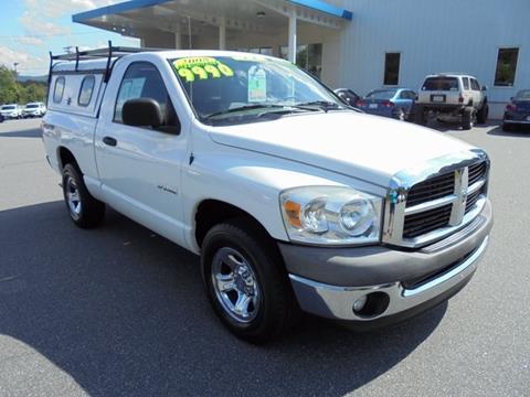 2008 Dodge Ram Pickup 1500 for sale in Morganton, NC