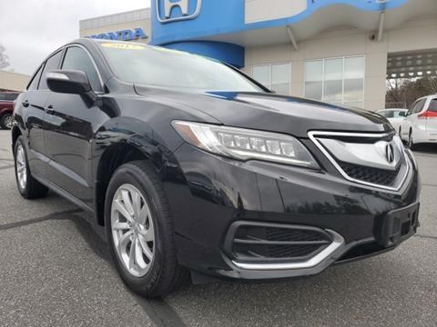 2017 Acura RDX for sale in Morganton, NC