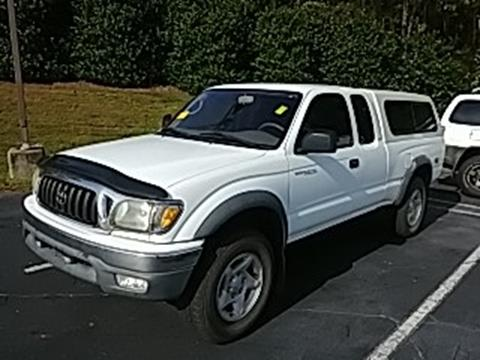 2002 Toyota Tacoma for sale in Morganton, NC