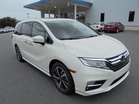 2018 Honda Odyssey for sale in Morganton, NC