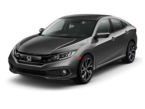 2019 Honda Civic for sale in Morganton, NC