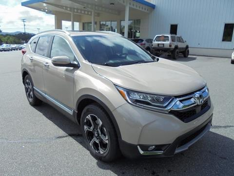 2017 Honda CR-V for sale in Morganton, NC
