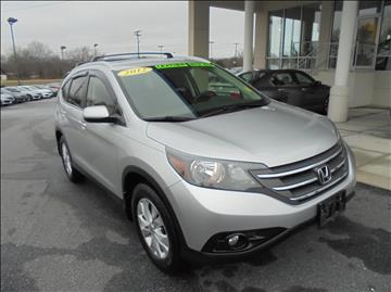 2012 Honda CR-V for sale in Morganton, NC