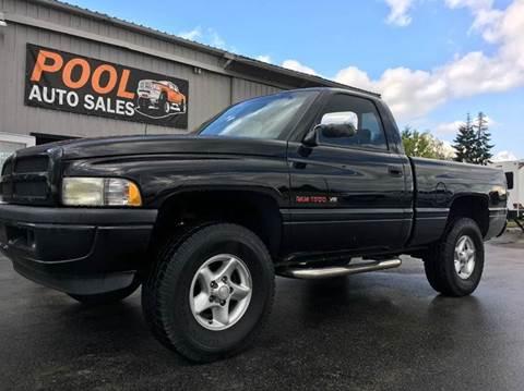 1997 Dodge Ram Pickup 1500 for sale in Hayden, ID