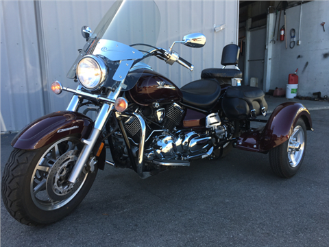 2007 Yamaha V-Star Classic for sale in Hayden, ID