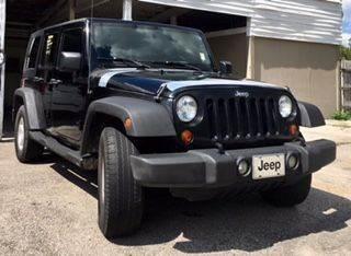 2007 Jeep Wrangler Unlimited for sale in Longwood, FL