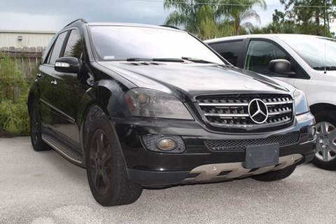 2008 Mercedes-Benz M-Class for sale in Longwood, FL
