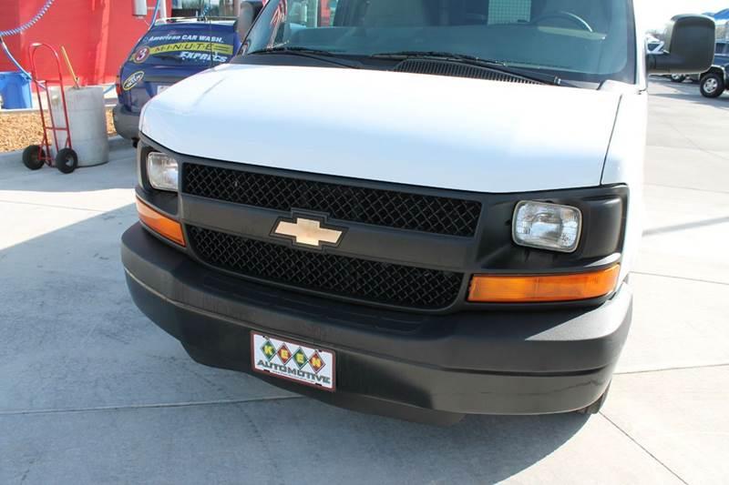 2011 Chevrolet Express Cargo 2500 3dr Cargo Van w/ 1WT - Clarksville TN