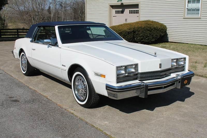 1985 Oldsmobile Toronado Brougham 2dr Coupe - Clarksville TN