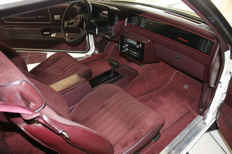 1986 Chevrolet Monte Carlo SS 2dr Coupe - Clarksville TN