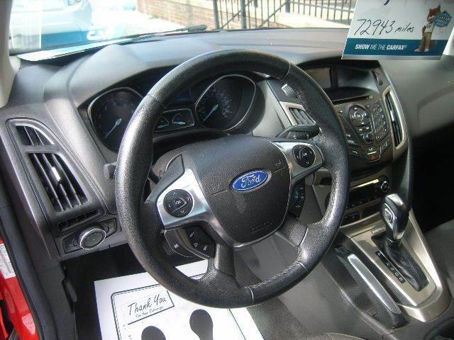 2012 Ford Focus SEL 4dr Sedan - Rittman OH