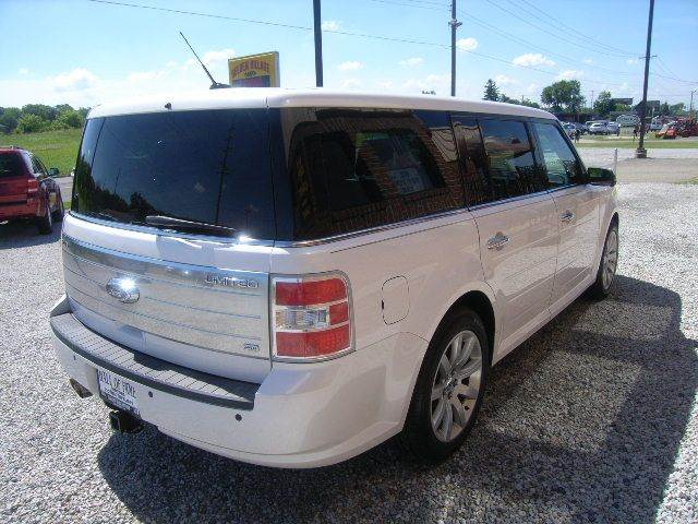 2009 Ford Flex Limited AWD Crossover 4dr - North Canton OH