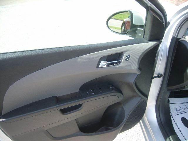 2015 Chevrolet Sonic LTZ Auto 4dr Hatchback - Rittman OH