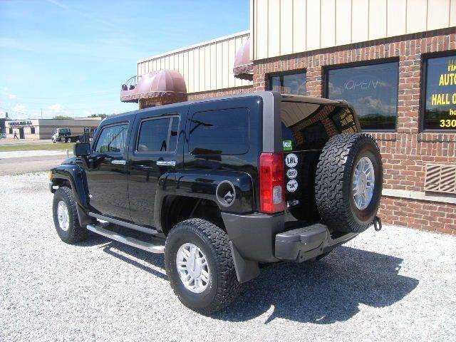 2007 HUMMER H3 Base 4dr SUV 4WD - North Canton OH