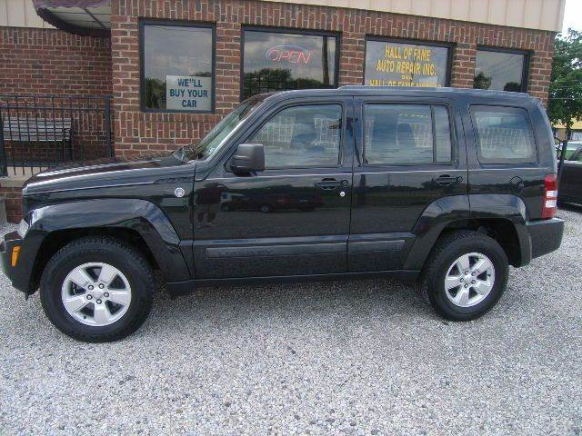 2012 Jeep Liberty Sport 4x4 4dr SUV - North Canton OH