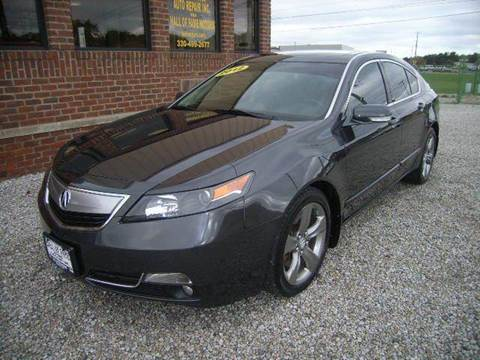 2012 Acura TL for sale in North Canton, OH