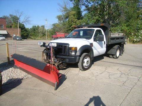 2008 Ford F-450 Super Duty for sale in Rittman, OH