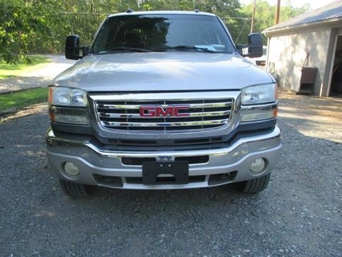 2005 GMC Sierra 3500 for sale in Madison, NC