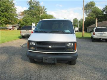 1999 Chevrolet Express Cargo for sale in Madison, NC