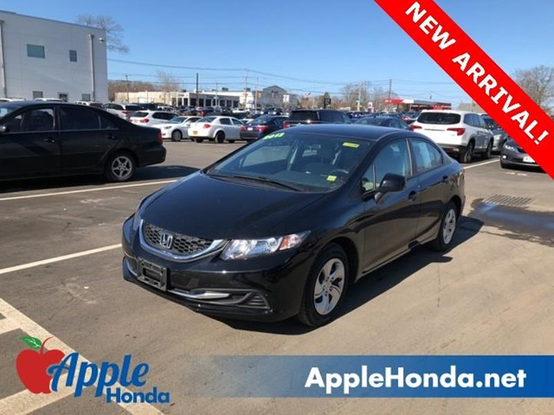 Elegant 2013 Honda Civic LX 4dr Sedan 5A   Riverhead NY