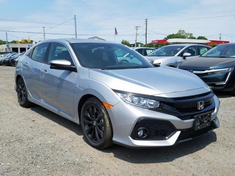 2018 Honda Civic EX 4dr Hatchback   Riverhead NY