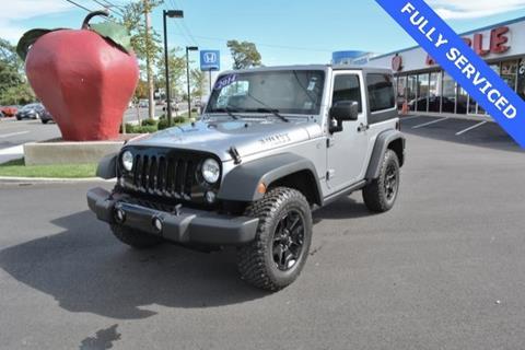 2014 Jeep Wrangler for sale in Riverhead, NY