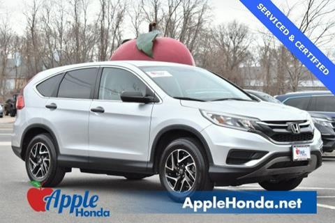 2016 Honda CR-V for sale in Riverhead, NY