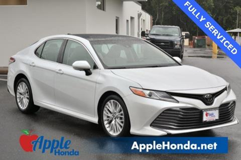 2018 Toyota Camry For Sale In Riverhead, NY