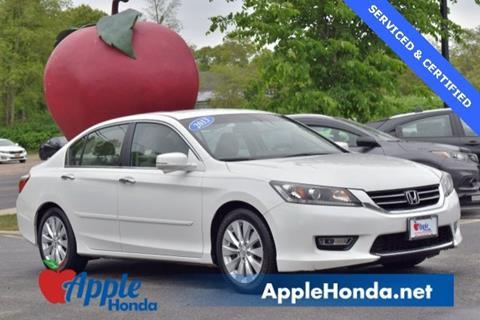 2013 Honda Accord for sale in Riverhead, NY