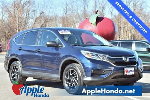 2016 Honda CR-V for sale in Riverhead, NY