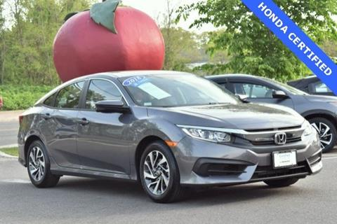 2018 Honda Civic for sale in Riverhead, NY