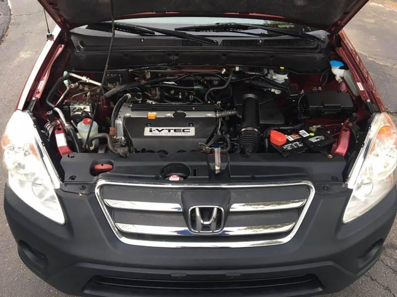 2005 Honda CR-V EX AWD 4dr SUV - Salem NH